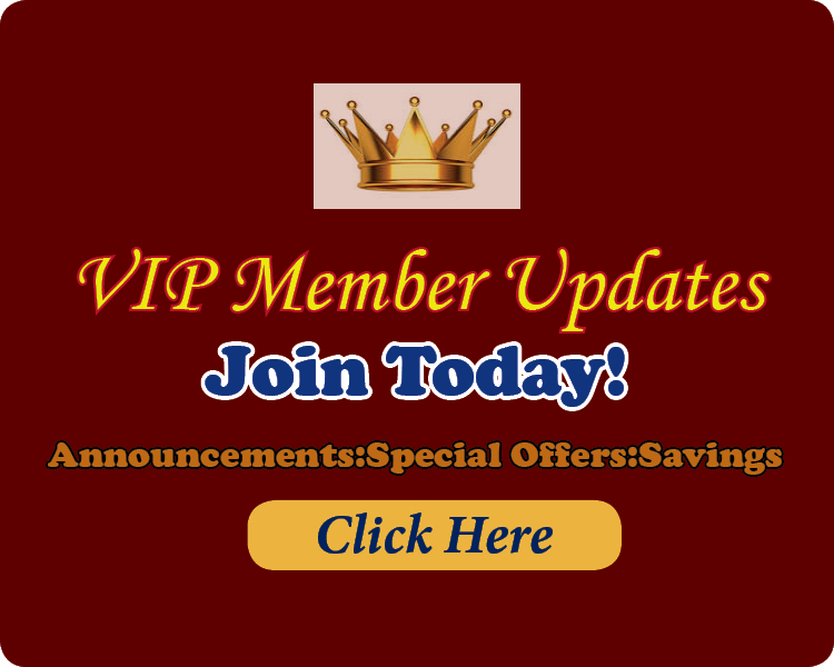 VIP Members Reward Club